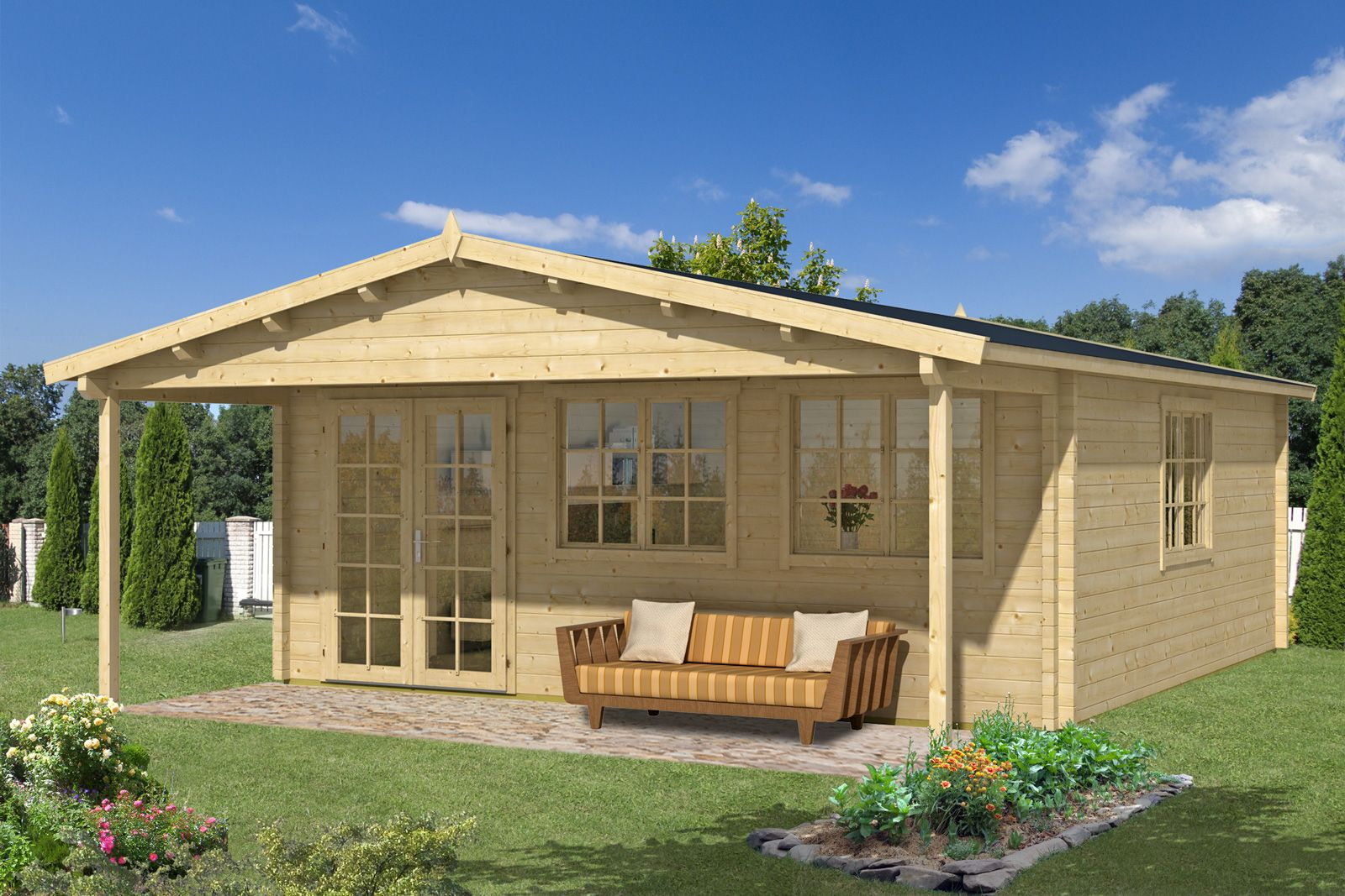Gartenhaus Rune70 ISO in 2020 Gartenhaus, Haus und
