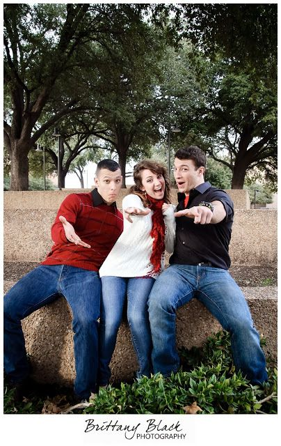 Fun Cute Funny Family Siblings Parents Pose Christmas Photos Fort Worth Texas Photographer