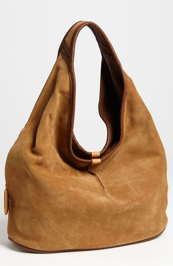 5bec0582202 UGG® Australia Suede Hobo available at #Nordstrom | handbags --- My ...