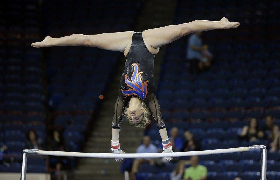 Bianca Dancose Giambattisto Canada Artistic Gymnastics Hd Photos