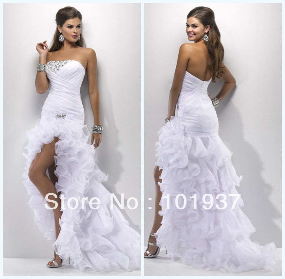 Wedding Dress Short In The Front Long Back Google Search