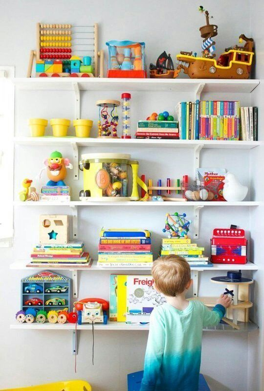 Floating Shelves Kids Room Shelves Kids Room Playroom Shelves