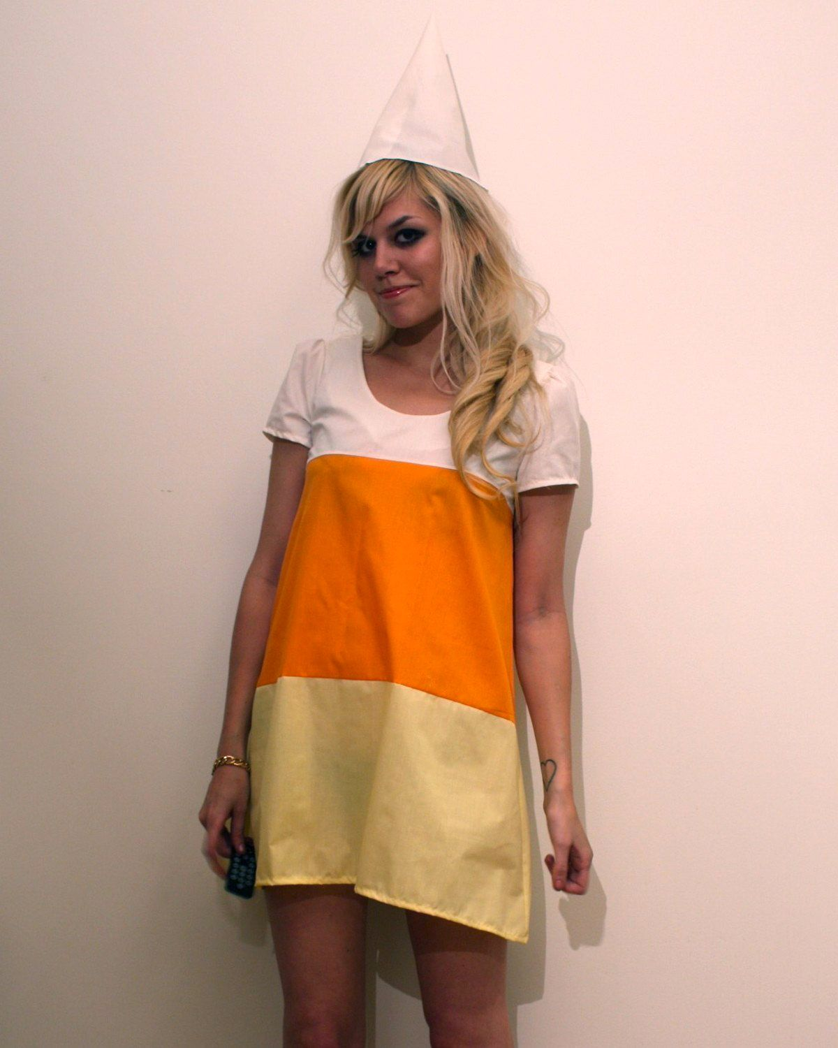 Candycorn Costume, for when you just need something simple