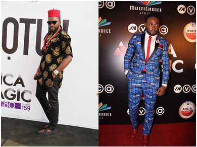 Uti Nwachukwu Fashion