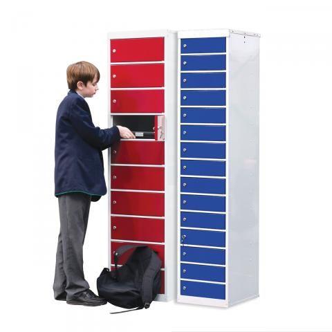 Laptop Lockers Steel Lockers Specifically Designed For Laptop Tablet Storage With A Choice Of Single Door Or Individua School Lockers Lockers Locker Storage