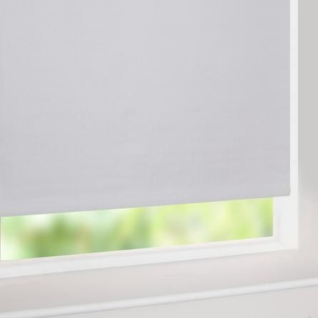 Grey Herringbone Blackout Roller Blind Dunelm With