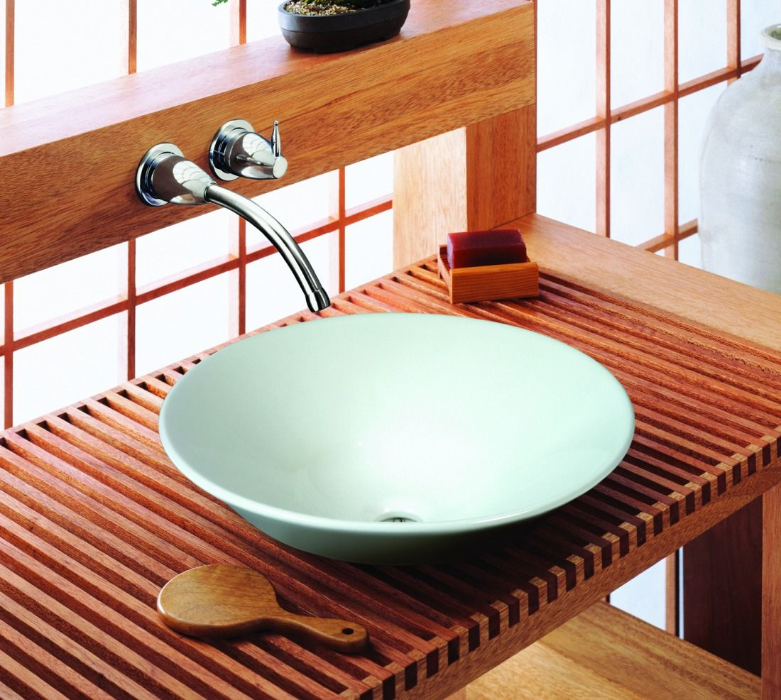 Kohler Conical Bell Semi-Inset Basin (Available in White or with the ...