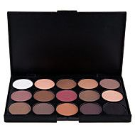 15+Colors+Eyeshadow+Palette+Professional+2in1+Natural+Matte&Shimmer+Smoky+Eyeshadow/Eyebrow+Powder+Cosmetic+Palette(2+Color+Choose)+–+CAD+$+13.87