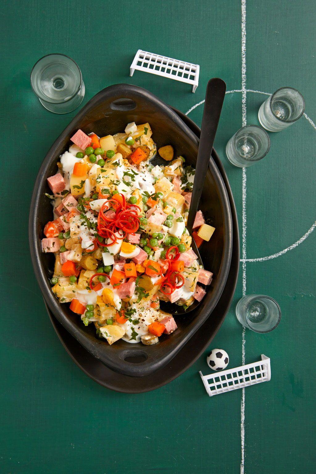 Russischer Salat von kataborita | Chefkoch