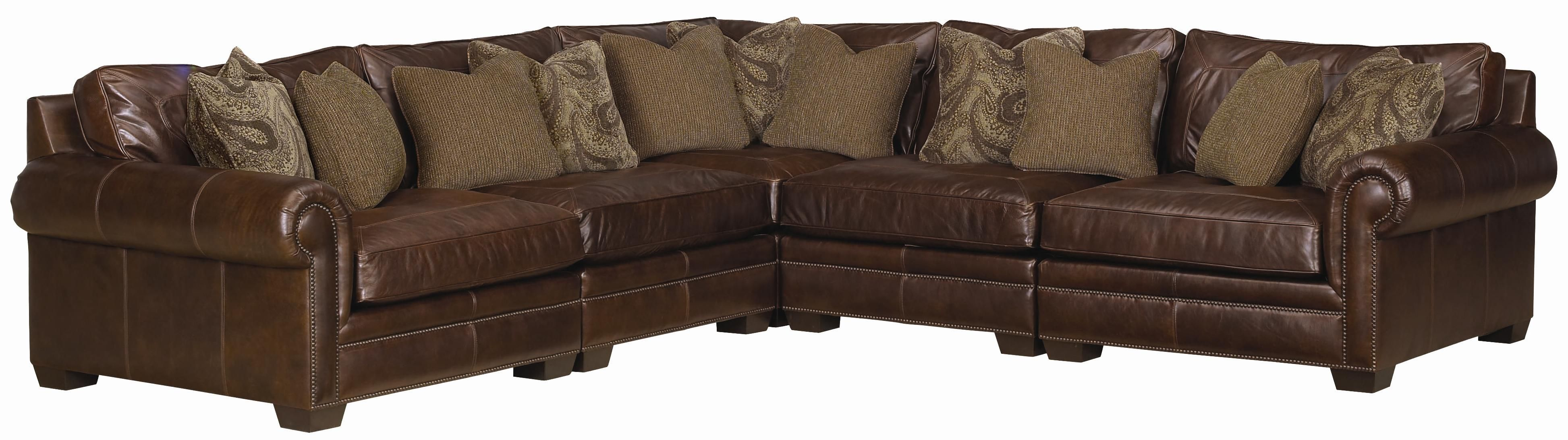 Grandview Traditional Sectional By Bernhardt Sectional