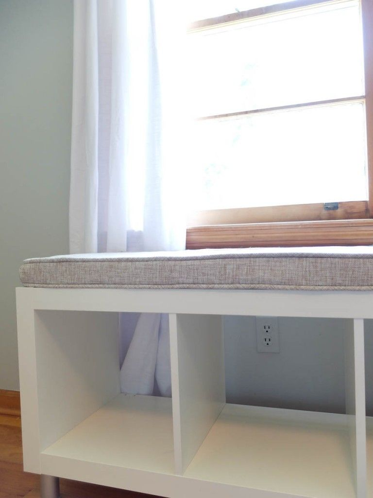 Ikea Bench Cushion Telafante Blog In 2019 Bookshelf