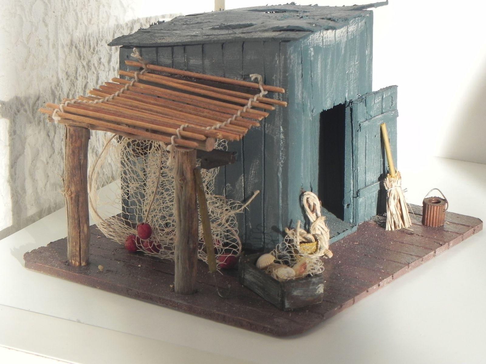 Cabane En Carton Diy nouveaute 2016 la cabane du pecheur | cabane, cabane vintage
