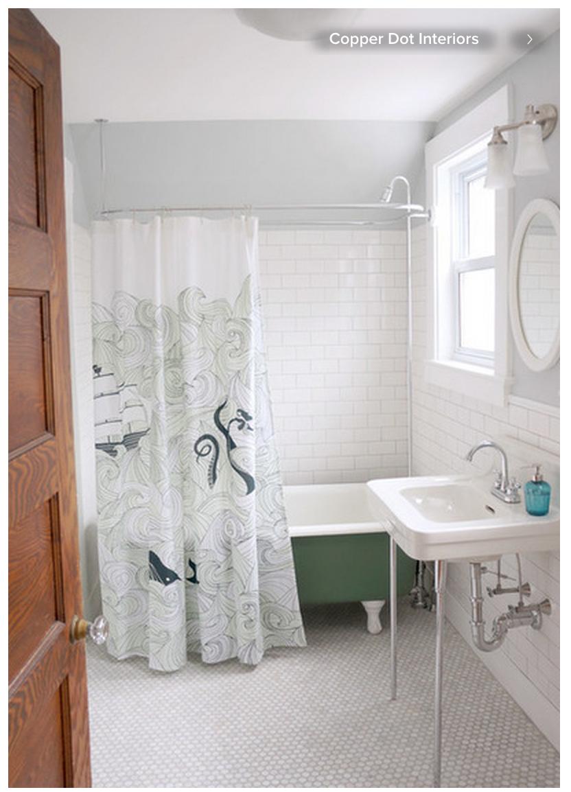 Badideen mit weißen fliesen before and after charming bathroom  bathroom remodel  pinterest