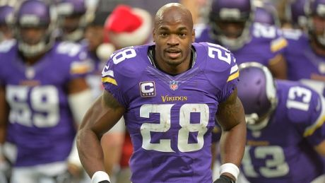 Adrian Peterson signs 2-year deal with Saints: reports