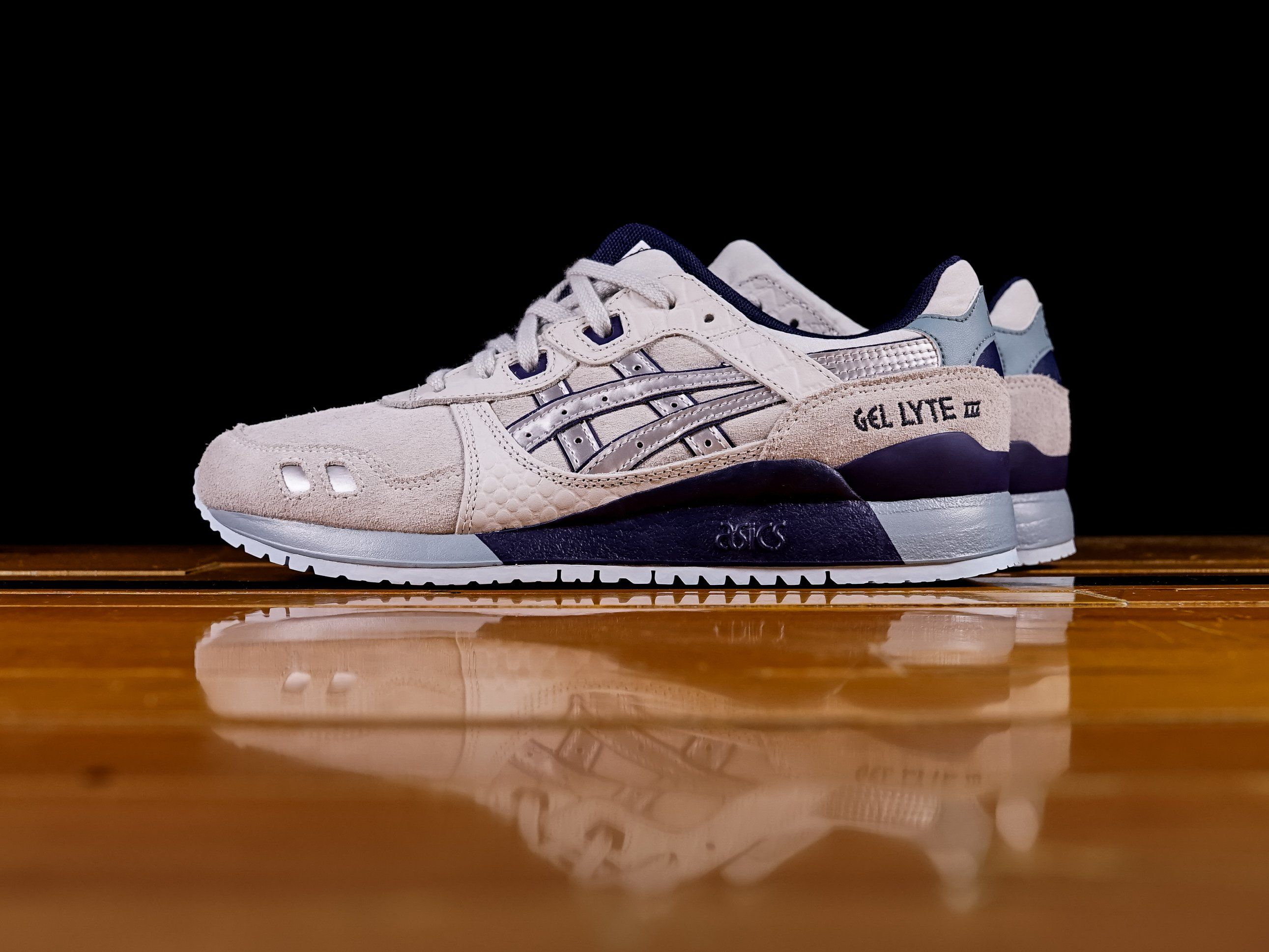 Men's Asics Gel Lyte III 'Glacier Grey' [1191A201 020] in