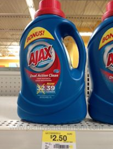 Ajax Free Clear Laundry Detergent Reviews Limpeza