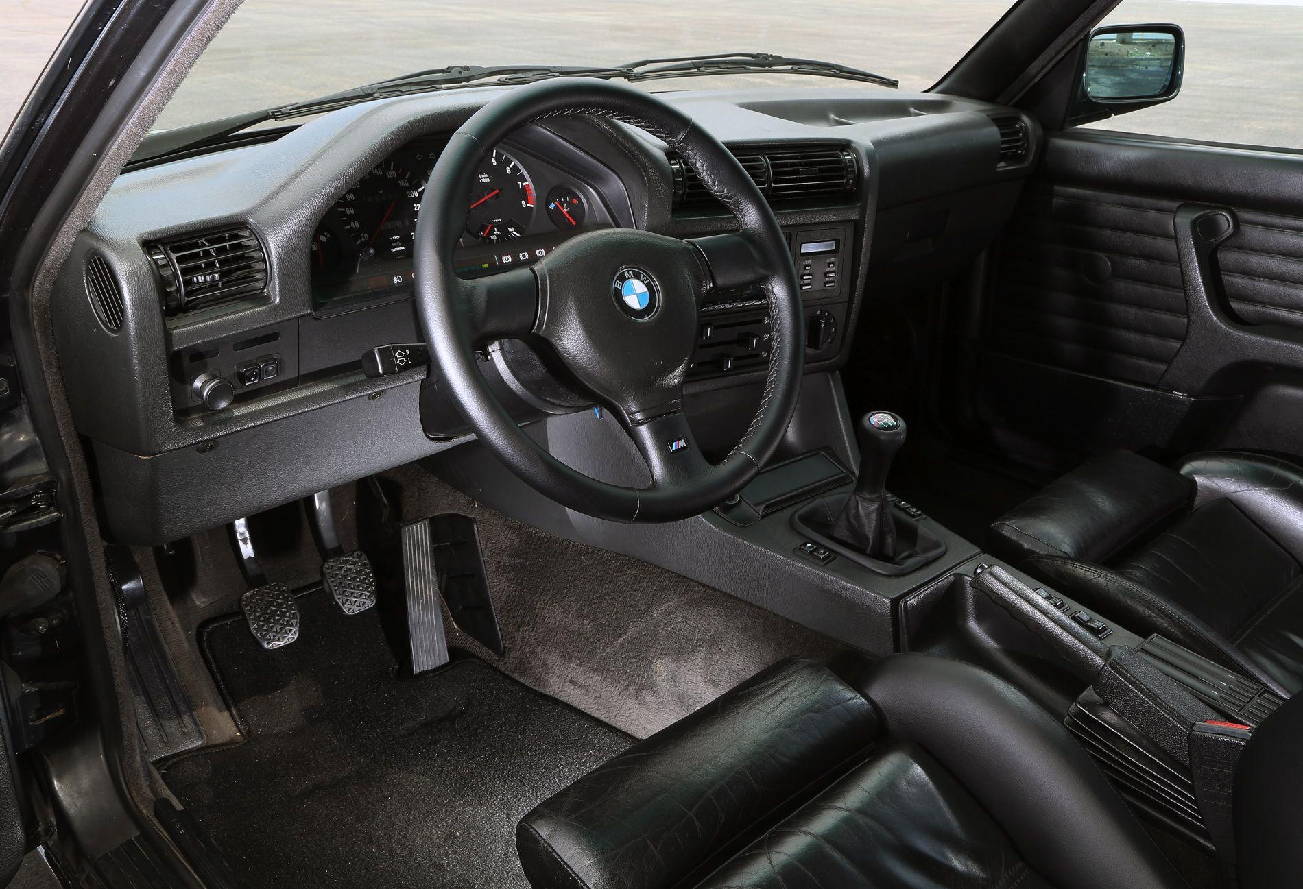 Interior Of Bmw E30 Bmw E30 Bmw E30 Touring E30
