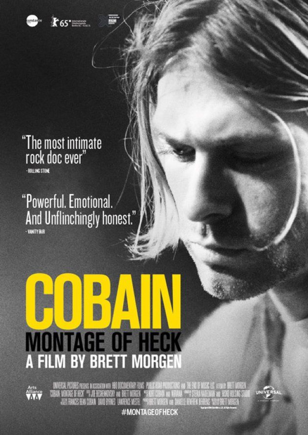 Cobain: Montage Of Heck - Die Kurt Cobain Dokumentation | subculture Freiburg