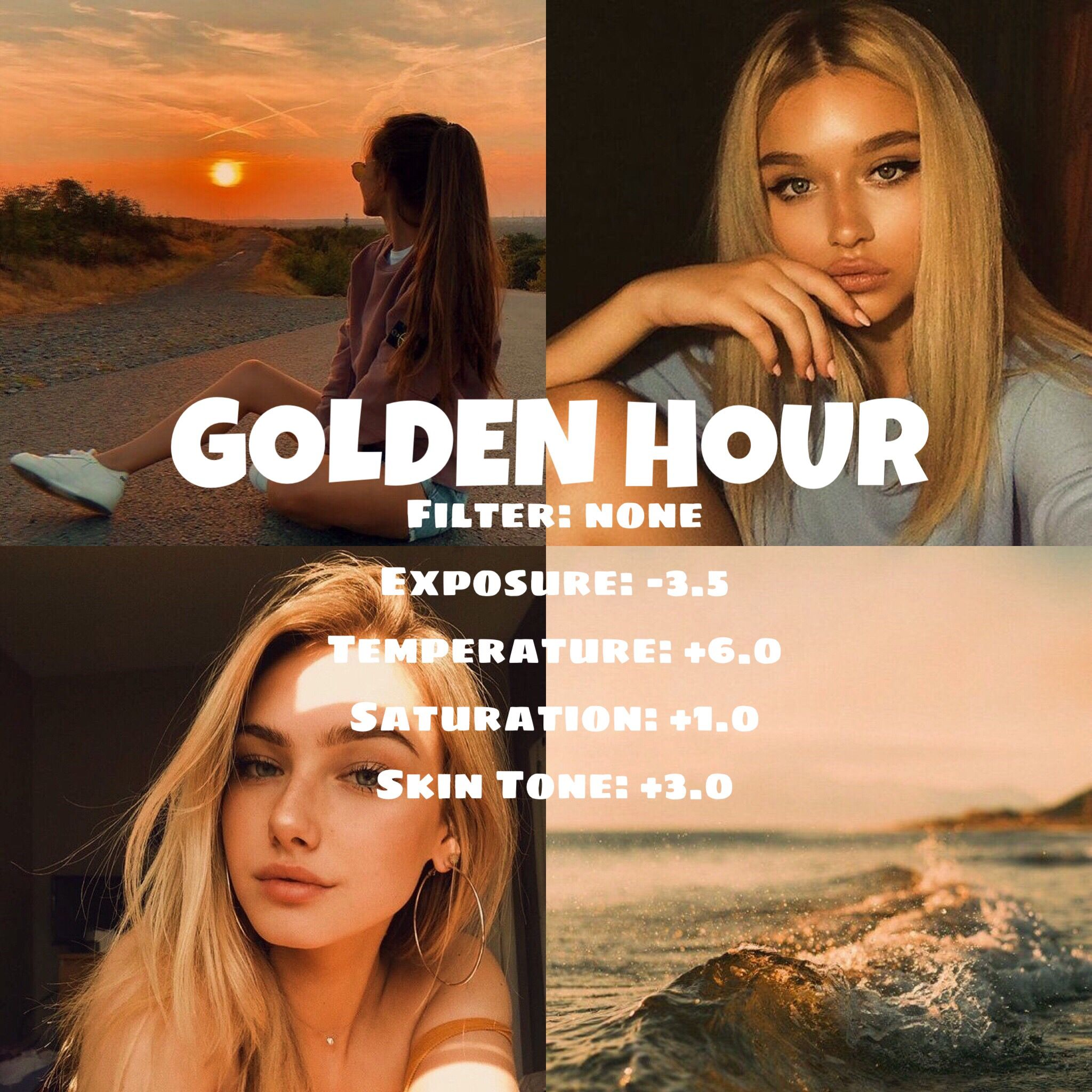 Golden hour  | Random | Vsco photography, Photo editing vsco