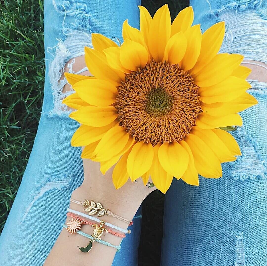 Cupro Skirt - Sunflowers by VIDA VIDA Popular With Paypal Cheap Price Outlet For Cheap Choice Sale Online fDdSoamZ
