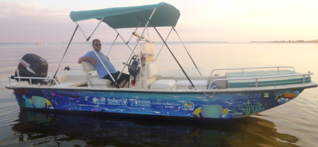 Rent one of our Carolina Skiffs and tour the beautiful ...