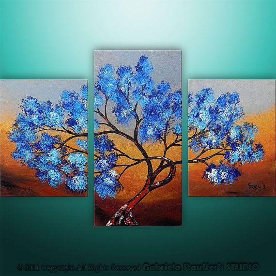 1000 ideas about three canvas painting on pinterest for 3 piece painting ideas