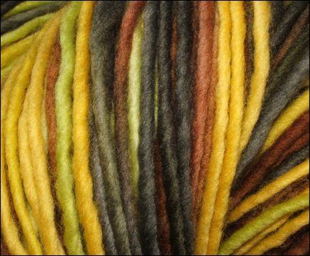 "multi color 100% merino yarns!  ""103 Autumm"" by Abuelita Yarns"