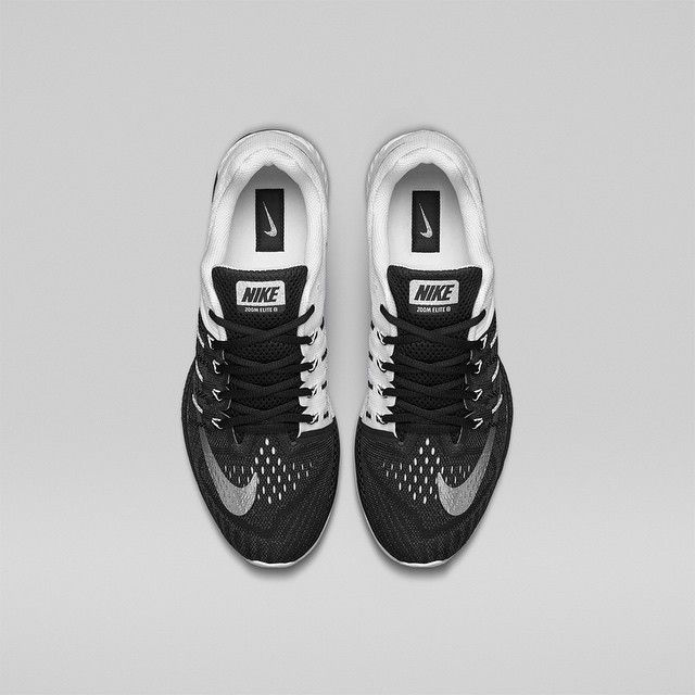 hot sales arriving latest fashion NikeLab Air Zoom Elite 8 Black/White (2)   FEET BAGS   Nike ...