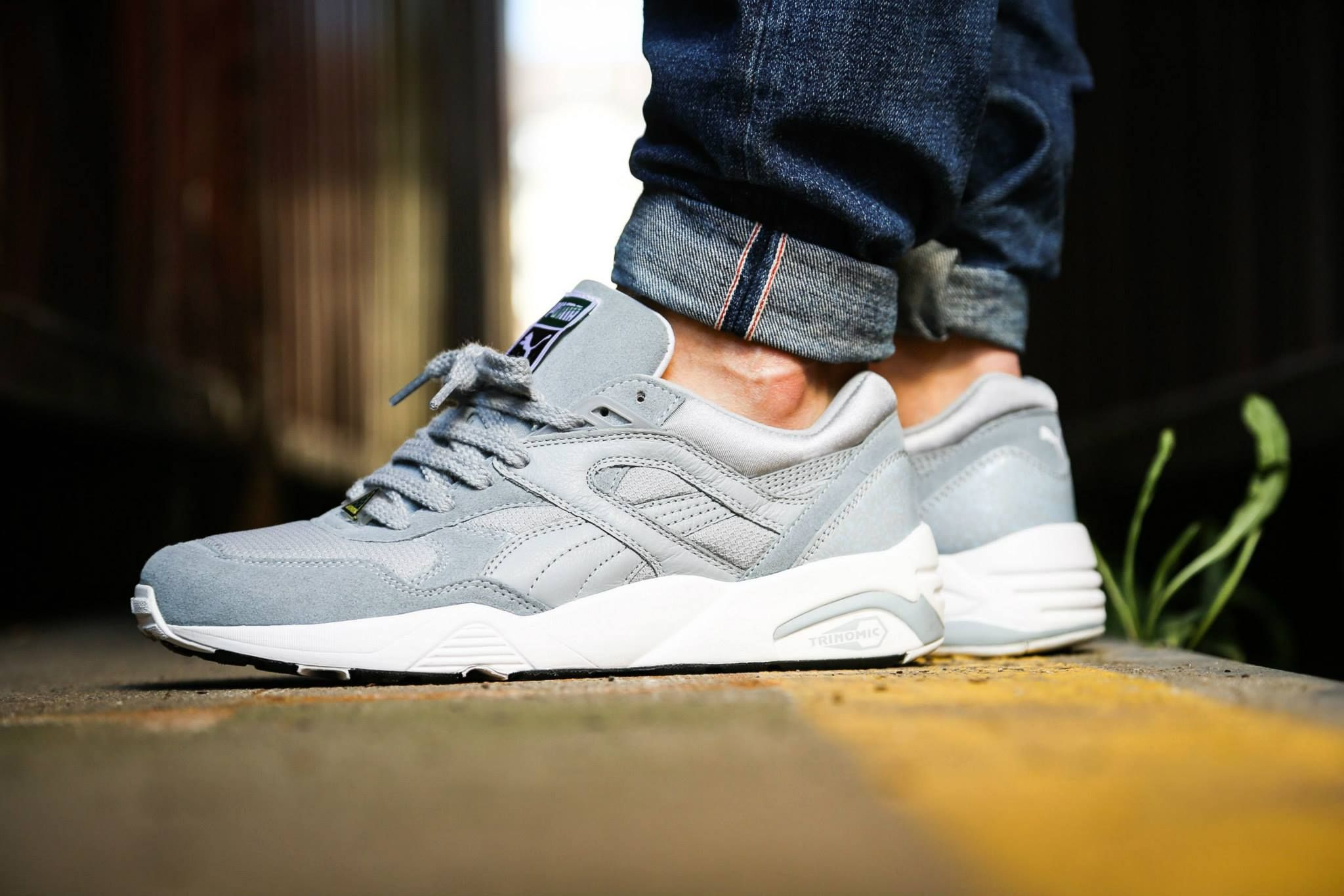 Puma Trinomic R698 | Sneakers men fashion, Mens shoes casual ...