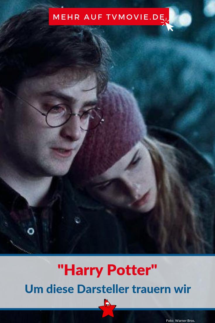Diese Harry Potter Stars Sind Bereits Tot Darsteller Harry Potter Schauspieler