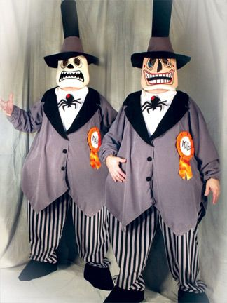 Nightmare Before Christmas Womens/' The Mayor of Halloween Town Dress