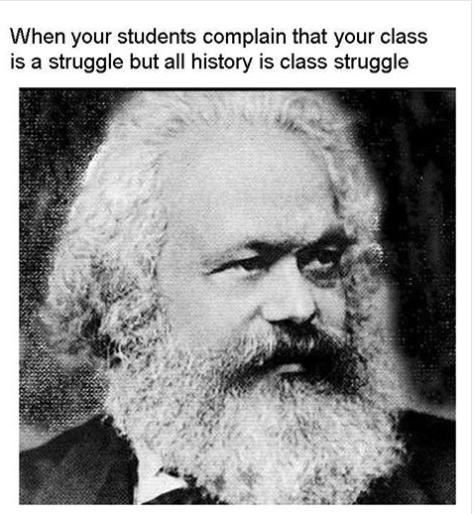 Ein Best Of der Sassy Socialist Memes.