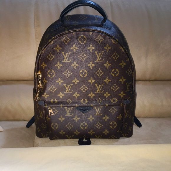 Louis Vuitton Palm Springs MM backpack Brand new never used! Best quality!  Please do 865b873d8c6d9