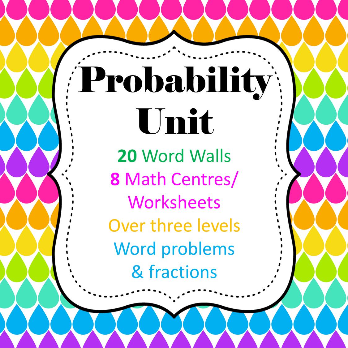 Probability Word Unit