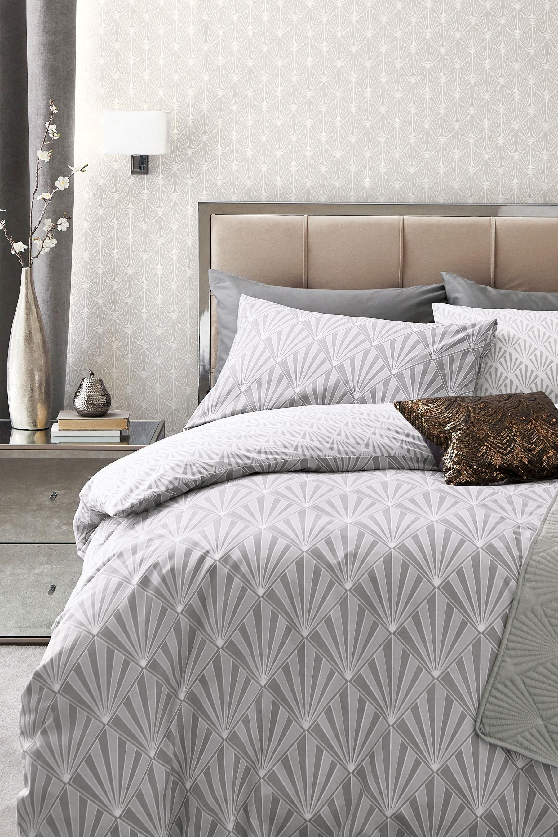 Buy A Bed Buy Deco Fan Bed Set From The Next Uk Online Shop Winter