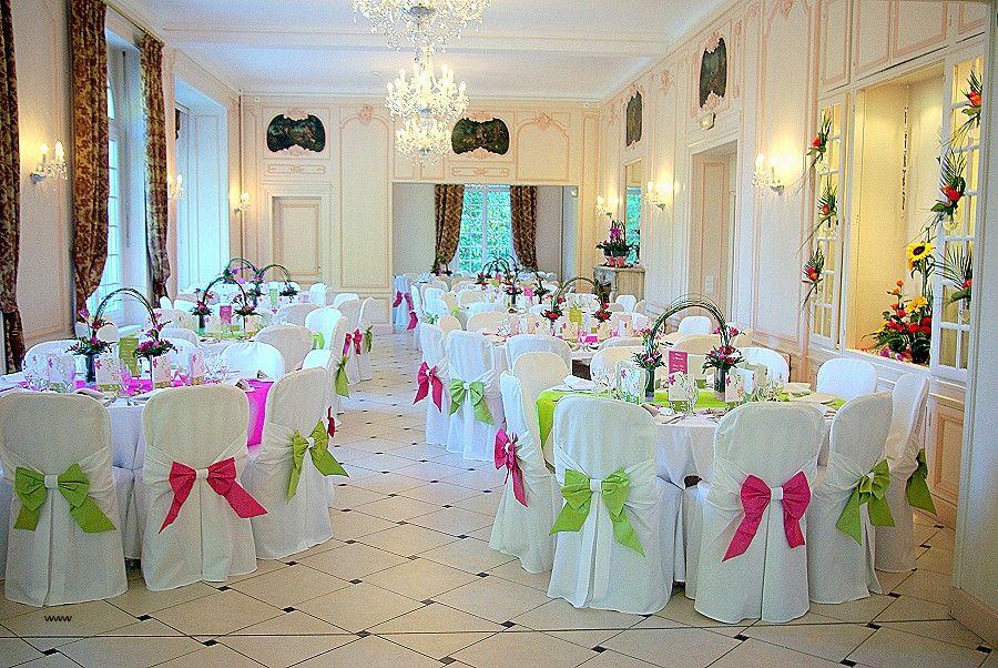 Wedding Reception Decoration Salle De Mariage Le Manoir Des