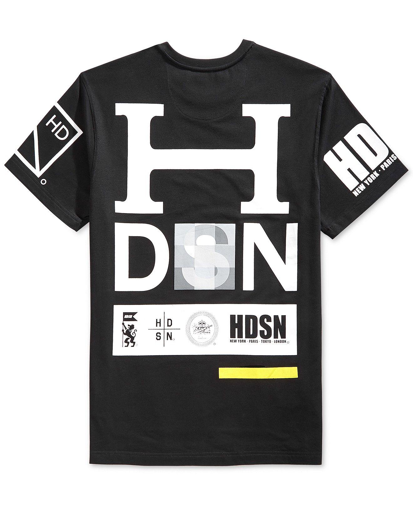 Hudson Outerwear 360 TShirt TShirts Men Macy's