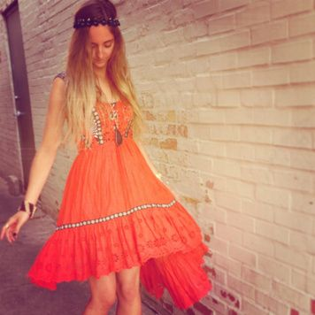Bossa Nova Dress style pic on Free People