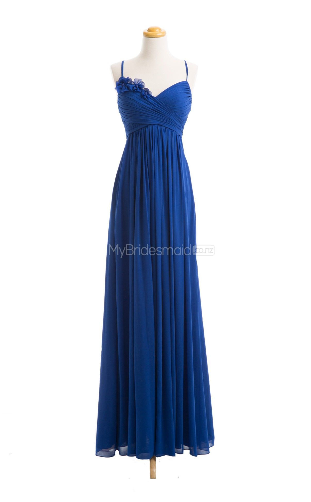 Sexy Royal Blue Long Bridesmaid Dresses,Long Bridesmaid Dress