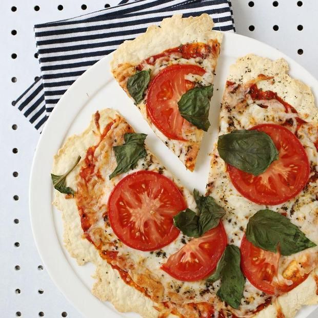Thin Crust Pizza Dough (Yeast-Free)