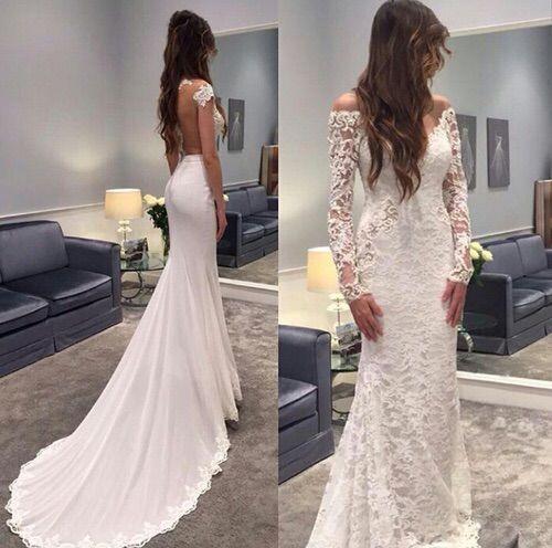 White Wedding Dress Nz: Image Via We Heart It #bride #dresses #groom #husband