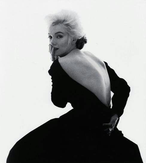 The last sitting, Marilyn Monroe, by Bert Stern, 1962