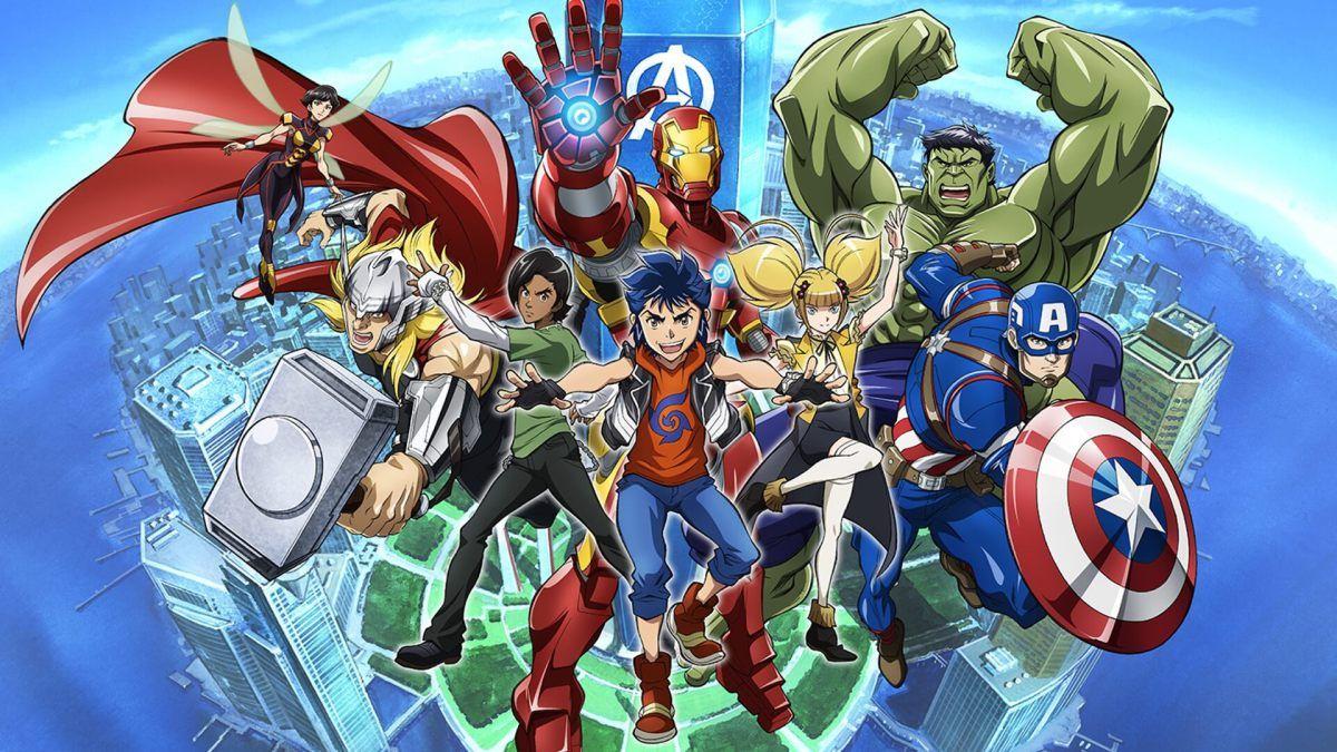 Jadwal Tayang Anime Marvel Future Avengers Season 2 Telah