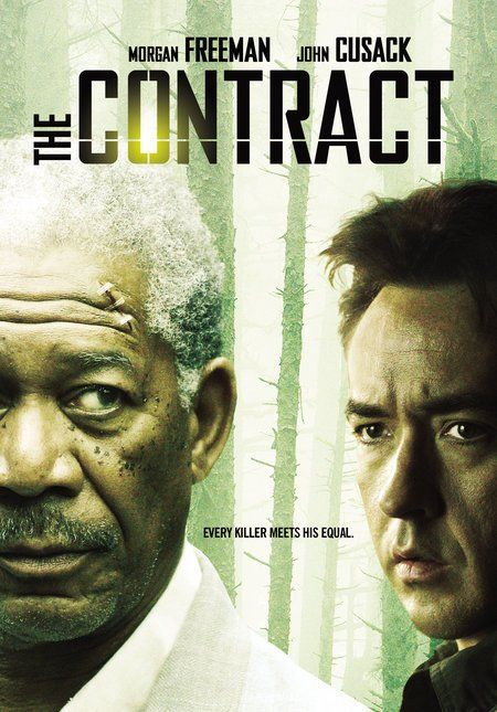 Kontrat The Contract 2006 Brrip Film Afis Movie Poster