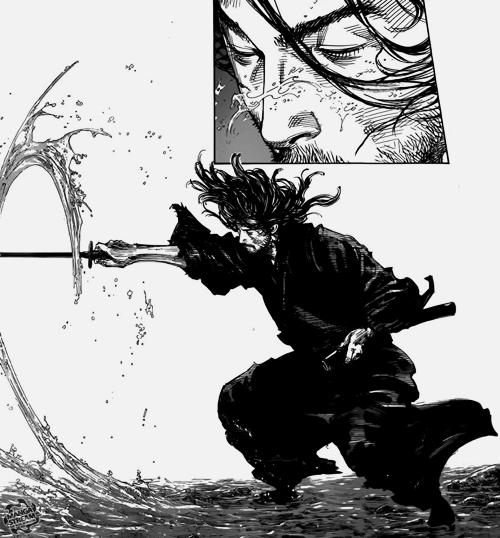 1k Manga Mangacap Samurai Vagabond Musashi Miyamoto