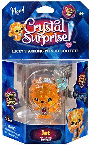 Crystal Surprise! Jet Lucky Pet Figure [Random Color Pet!]