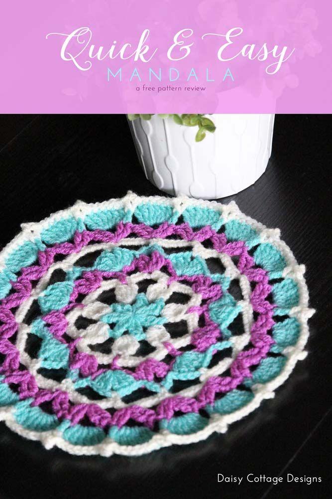 Daisy Cottage Designs -   Crochet   Pinterest