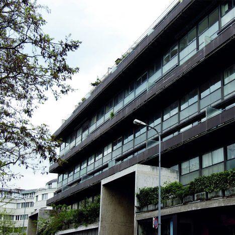 Le Corbusier's Immeuble Clarté housing informed his Unité d'Habitation design