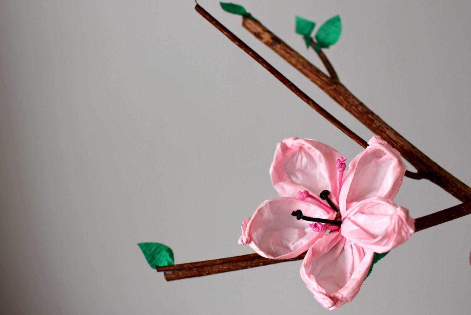 Pierwsza Klasa Origami Flowers Hair Accessories Flowers