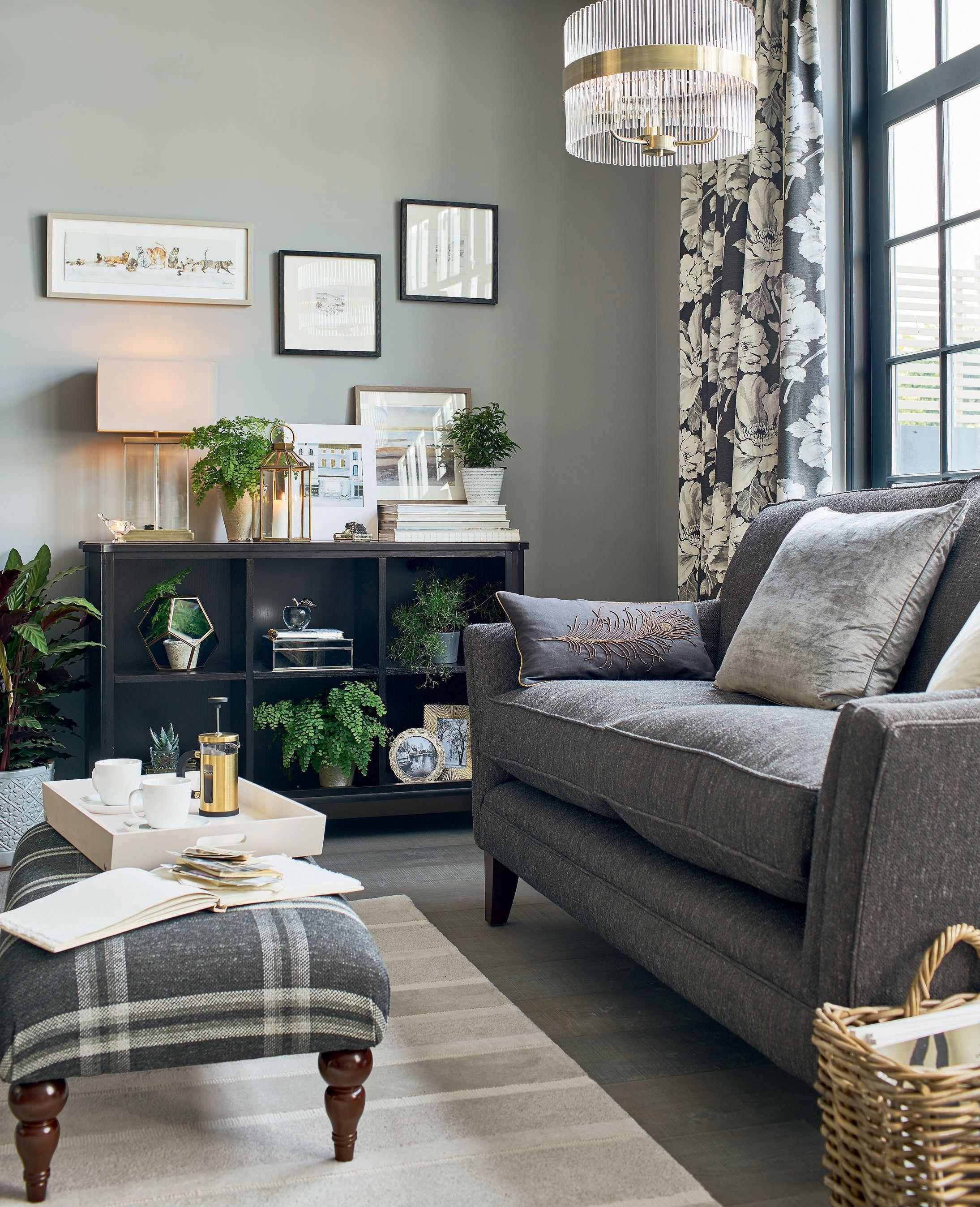 Wohnzimmer Ideen Living Room | Cottage Living&britischer ...